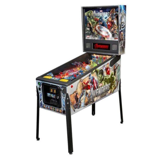 Avengers Pinball Machine by Stern