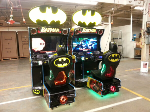 Batman Driving Arcade Game