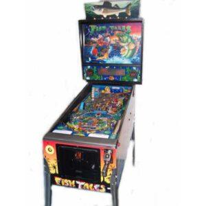 Fish Tales Pinball Machine by Williams