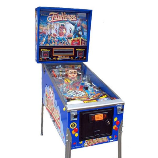 Funhouse Pinball Machine by Williams