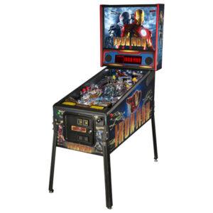 Iron Man Pinball Machine by Stern