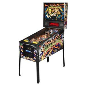 Metallica Pro Pinball Machine by Stern