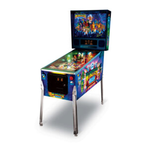 Monster Bash Remake Pinball – Classic Edition