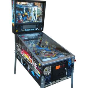 Twilight Zone Pinball Machine by Bally