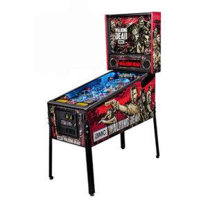 The Walking Dead Pro Pinball Machine by Stern